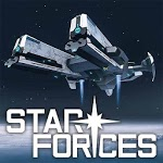 Star Forces: Space shooter for pc logo