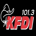101.3 KFDI Wichita icon