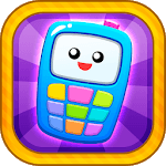 Baby Phone Kid -  Number Animal Music for pc logo