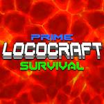 Prime Loco Craft: Survival in 3 Maps Big City icon