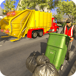 Garbage Transport Truck: Driver Trash Simulator icon