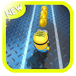 Banana Rush : Minion Adventure Legends Rush 3D icon