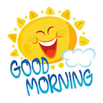 Good Morning/Night Stickers - WAStickerApps icon