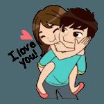 Love Stickers - WAStickerApps icon