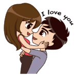 Love Story Stickers (WAStickerApps) icon