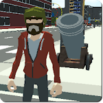 Human Throw Full Ragdoll Physics icon