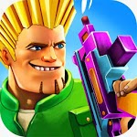 FortStrike Battle Royale 3D online Multiplayer icon