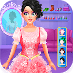 Fashion Girl Beauty Salon Spa Makeover icon