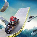 Police Robot Bike Stunts Extreme Challenge icon