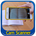 Cam Scanner | Document Scanner Pro for pc logo