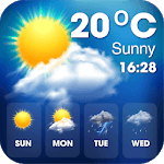 Weather App- Beauty Life - Best Weather App for pc logo
