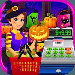 Halloween Supermarket Grocery icon