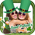 St Patrick's Day photo editor icon