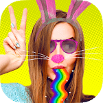 Snap Face filters Photo Editor icon