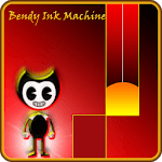 Piano Tuts : Scary Bendy Piano Tiles icon