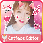 Cat Face Editor 365 icon