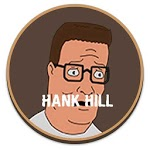 Hank Hill Soundboard icon