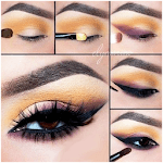 Eyeliner Video Tutorial Step by Step icon