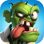 Clash of Zombies: Heroes Game for pc logo