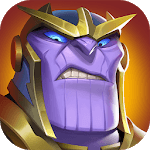 Idle Battles:Heroes vs Zombies icon
