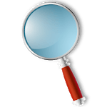 Magnifying Glass for pc logo