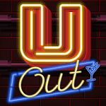U Out – Where Friends Find Food & Fun for pc logo