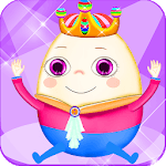 Humpty Dumpty - Nursery rhyme icon