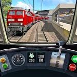 Driving Train Simulator icon