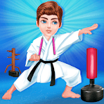 High School Bullying Karate Game Fighting icon