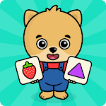 Baby flash cards for toddlers for pc logo