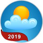Weather Today App: Forecast, Radar, Clock & Widget icon