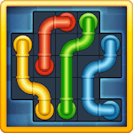 Line Puzzle: Pipe Art for pc logo