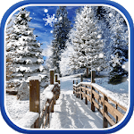 Winter Landscapes Wallpaper icon