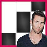 Maroon 5 Girls Like You Cardi B Piano Black Tiles icon