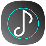 BlackPlayer Music Player for pc logo