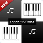 Ariana Grande thank u next - Piano Tap Free icon