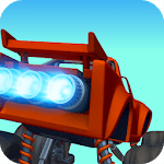 Blaze Race Car Game icon
