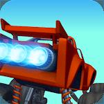 Blaze Race Car Game for pc logo