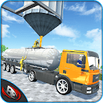 Offroad Truck Oil Transporter icon