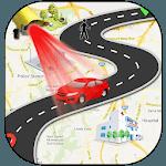 GPS Speed Camera Tracker: GPS Maps Radar Detector icon
