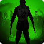 DEAD HUNTER: FPS Zombie Survival Shooter Games icon