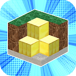 Blocky Craft - Build, Craft, Simulator Game for pc logo