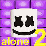 Marshmello Alone Launchpad 2 for pc logo