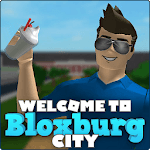 Bloxburg City for pc logo