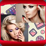 Makeup Photo Collage icon