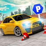 Modern Car Parking Game Real Driving Simulator icon