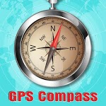 GPS Compass For Android icon