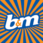 B&M Stores for pc logo