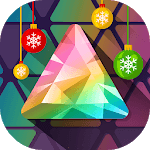 Trigon Diamond: Diamond Block, Hexagon Board icon