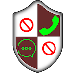 Call Blocker and SMS Blocker icon
